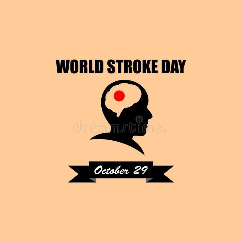 World Theacher S Day Design Vector Background Vector Illustration Logo Vector Sponsored Sponsored Pai In 2020 Vector Illustration World Stroke Day Illustration
