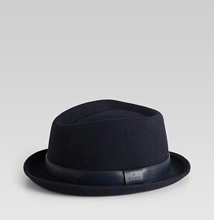 7cc5018b88b gucci trilby hat (love it) que belleza