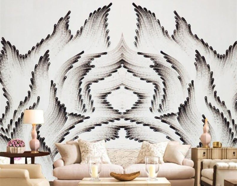 Us 22 98 46 Off Free Desktop Wallpaper Modern Wall Decor Black And White Wallpaper Minima Black And White Wallpaper Abstract Art Wallpaper Minimalist Wallpaper