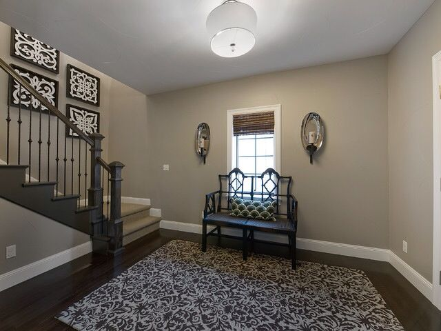 Wall Color Is La Paloma Gray By Benjamin Moore Paint