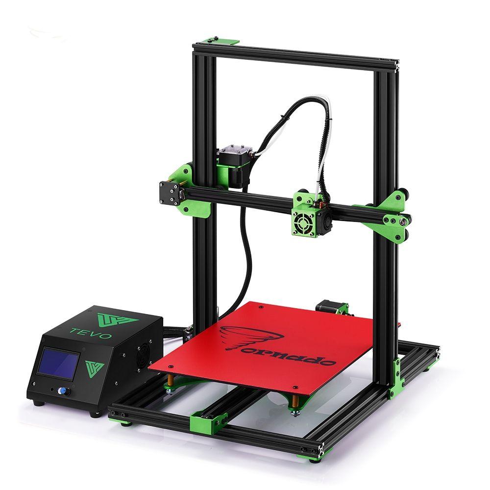 TEVO Tornado DIY 3D Drucker Satz 300 * 300 * 400mm Großer