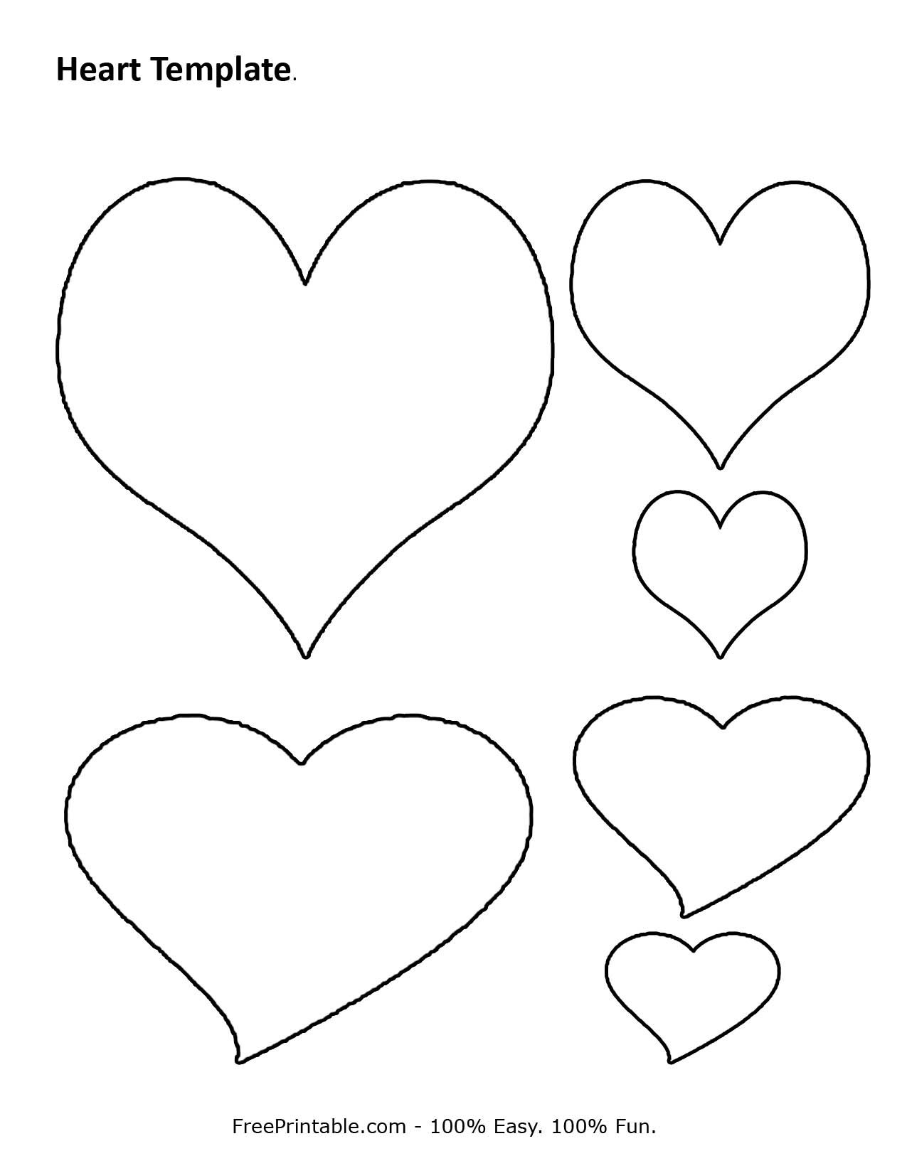 free printable heart template cupid has a heart on pinterest