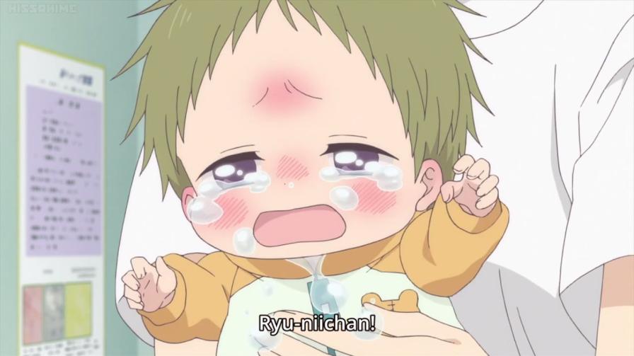 Gakuen Babysitters Episode 1 First Impression Review