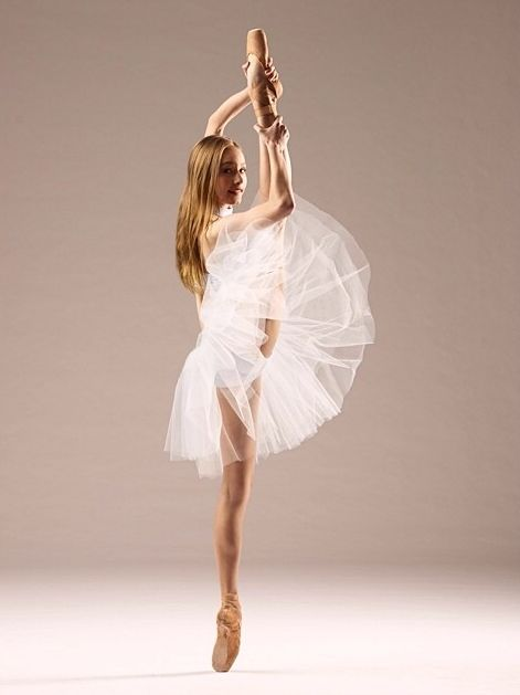 Capezio Australia Young Ambassador, Talia Fidra (aka Dancetaggi - ballet dancer resume