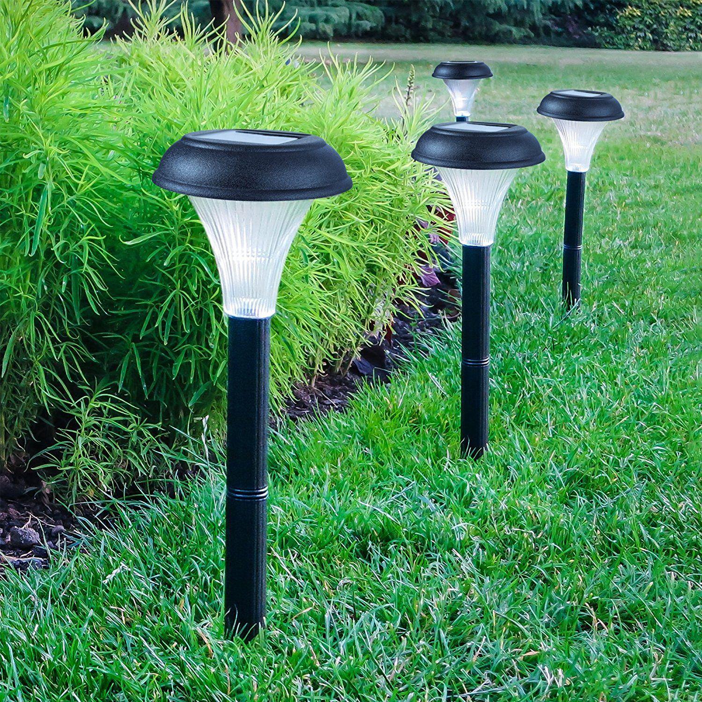 Solarleuchten Für Den Garten. 10 Stück. Perfekt Für Garten Balkon Und  Terrasse   Beleuchten