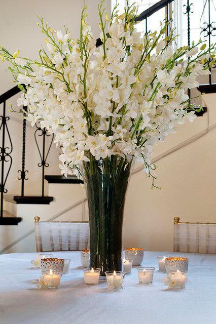 Silk flower arrangement inspiration diy design ideas
