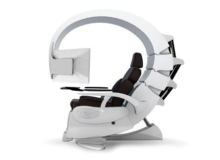 Ultimate Computer Chair Workstation Interior Design Ideas