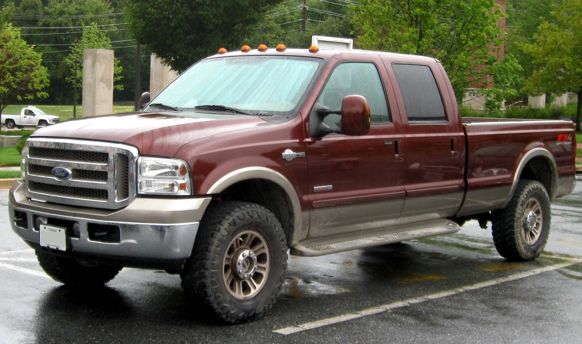 Truck For Hauling Ford Super Duty Ford Trucks