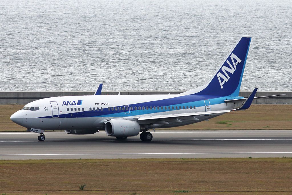 ANA Fleet Boeing 737700 Details and Pictures