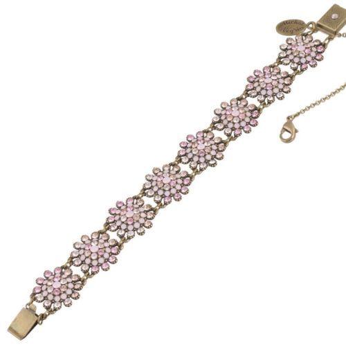 Michal-Negrin-Designer-Crystal-Bracelet-With-Swarovski-crystals-100-Authentic