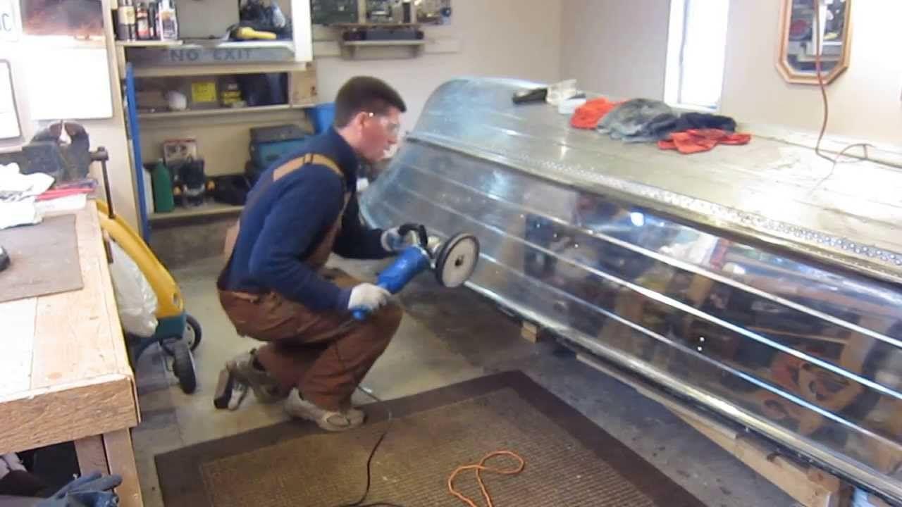 How To Polish Aluminum Fishing Aluminum Fishing Boats