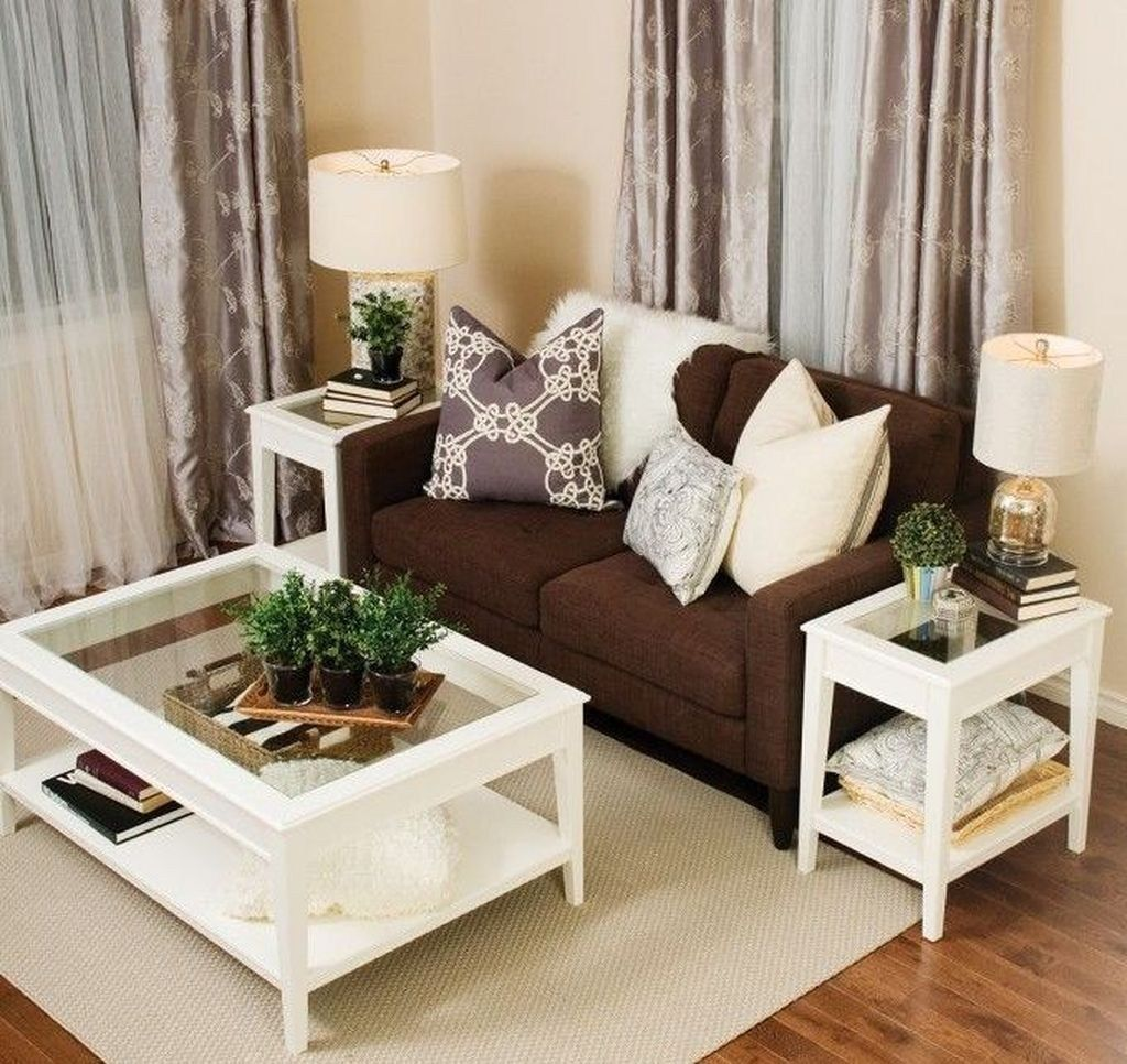 Cool Brown Sofa Ideas For Living Room Decor 45 Brown Living Room