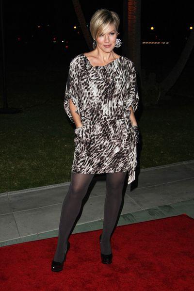 90210 cast reunites at the Hallmark Channel Evening Gala