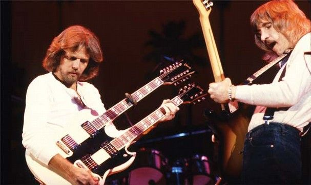 Pin By Mark On Guitar Stuff Joe Walsh Eagles History Of The