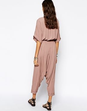 Enlarge Free People Jumpsuit with Tie Top and Cut Out Waist