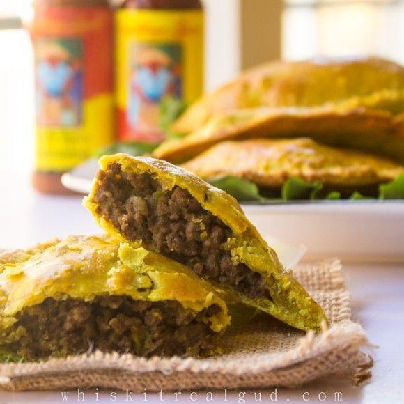 jamaican beef patties  recipe  jamaican beef patties