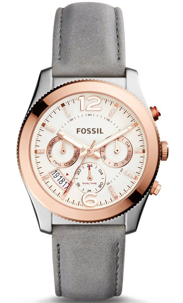 Fossil Watch Boyfriend Ladies #add-content #bezel-fixed #bracelet-strap-leather #brand-fossil #case-material-rose-gold-pvd #case-width-39mm #chronograph-yes #date-yes #day-yes #delivery-timescale-1-2-weeks #dial-colour-white #fashion #gender-ladies #movement-quartz-battery #new-product-yes #official-stockist-for-fossil-watches #packaging-fossil-watch-packaging #style-dress #subcat-perfect-boyfriend #supplier-model-no-es4081 #warranty-fossil-official-2-year-guarantee #water-resistant-50m