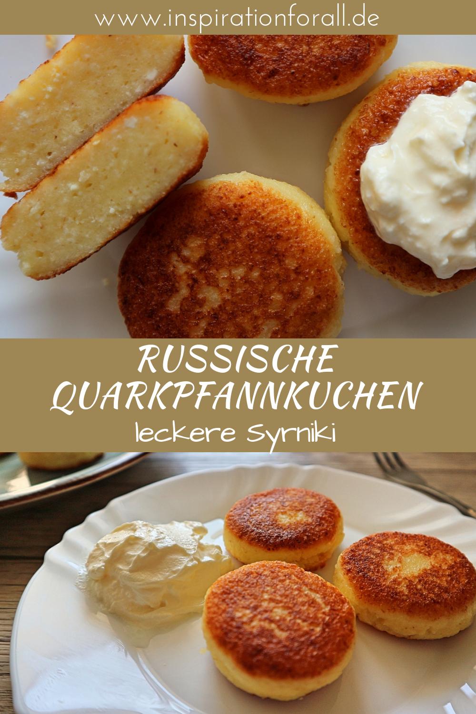 Quarkpfannkuchen ohne Mehl – einfaches & schnelles Rezept – Leckere Rezepte von inspirationforall.de – einfach, schnell, besonders