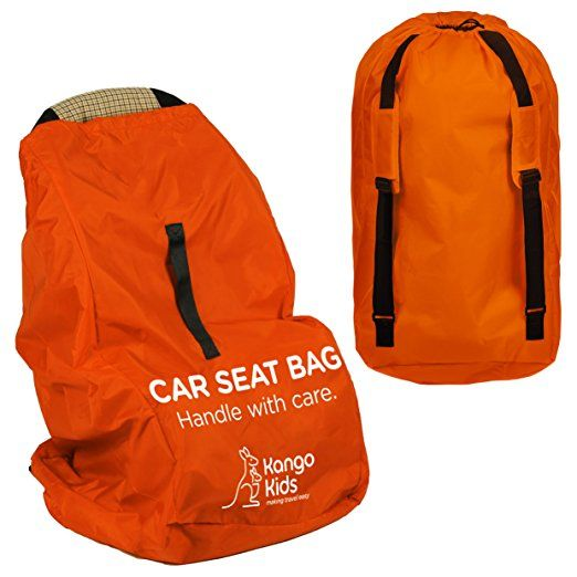 Car Seat Travel Bag Make Easier And Save Money Gate Check For Air Protect Your Child S Cat Stroller From Germs Damage