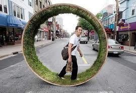 installations in nature - Google Search