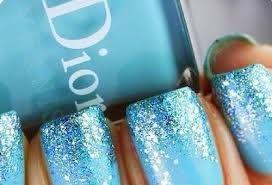 nails blue - Cerca con Google