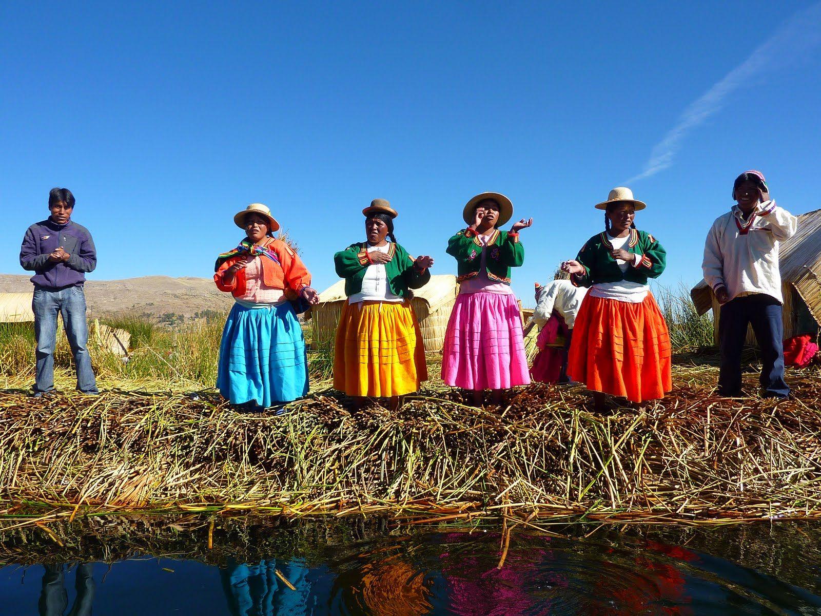 Lake Titicaca, Study Abroad in Lima Blog