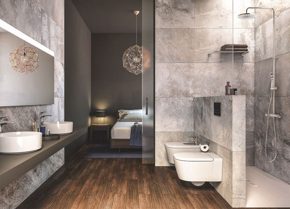 Salle de bain design et tendance  shopping More Bath room and