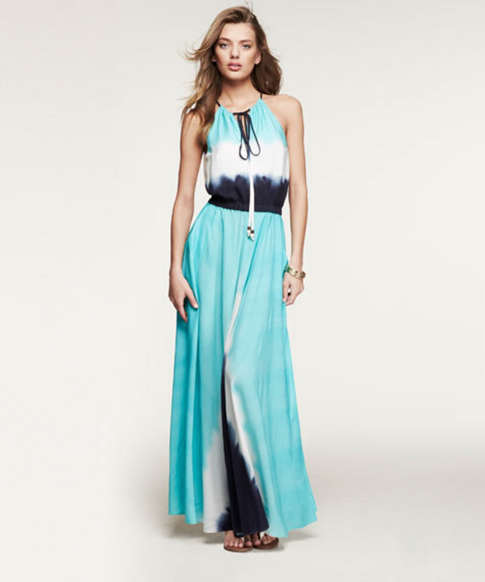 Express long summer dresses