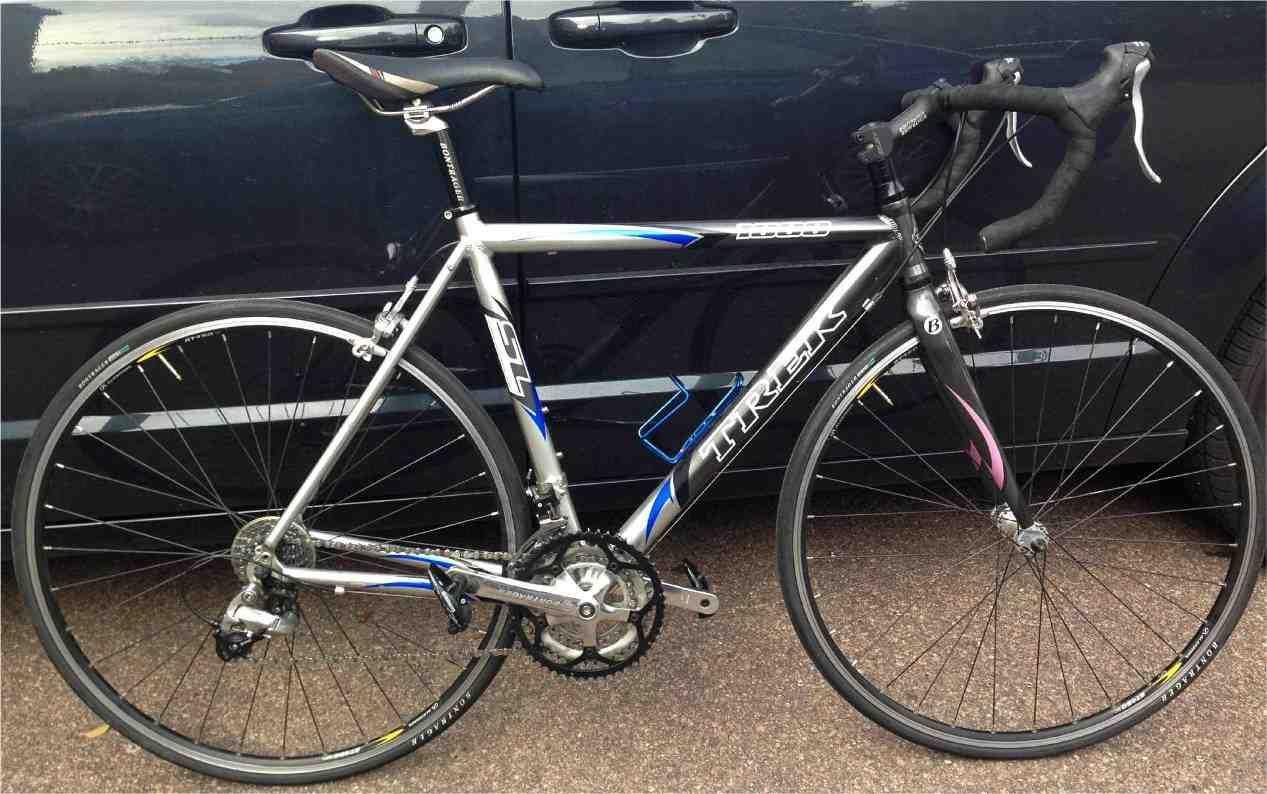 Used trek 1000 road bike for sale