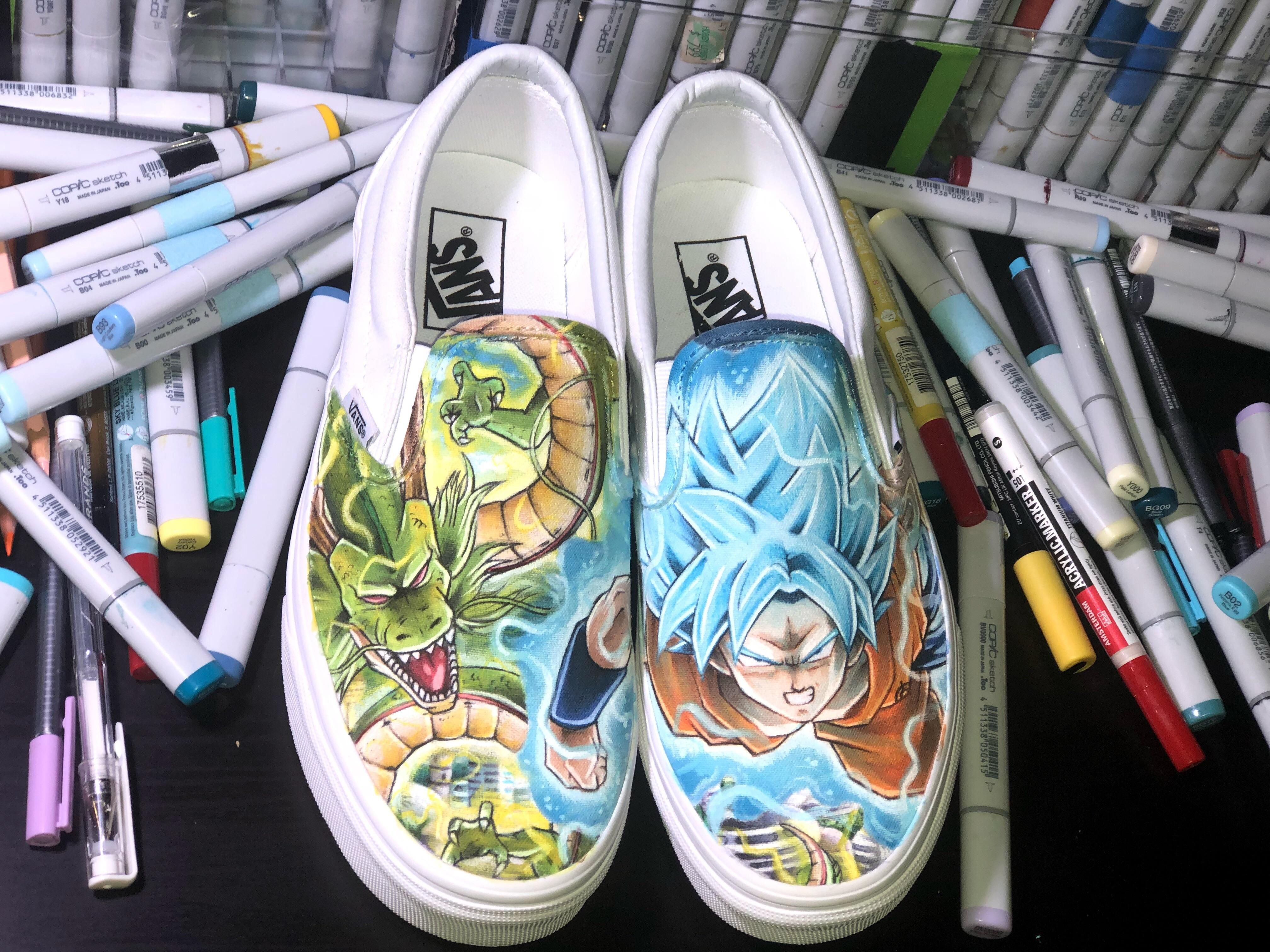 Custom vans shoes, Vans slip on, Vans