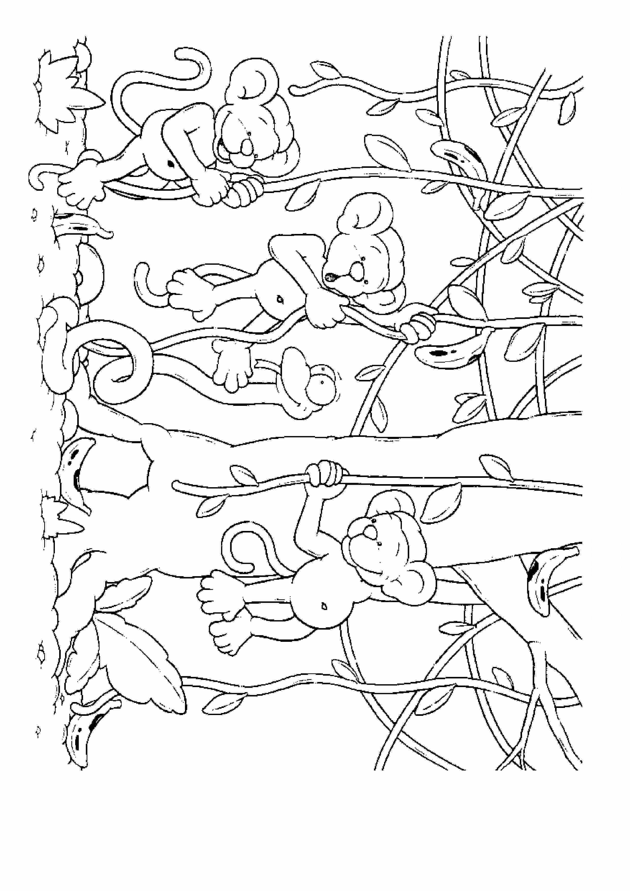 Printable Worksheets For Kids Search And Coloring 1