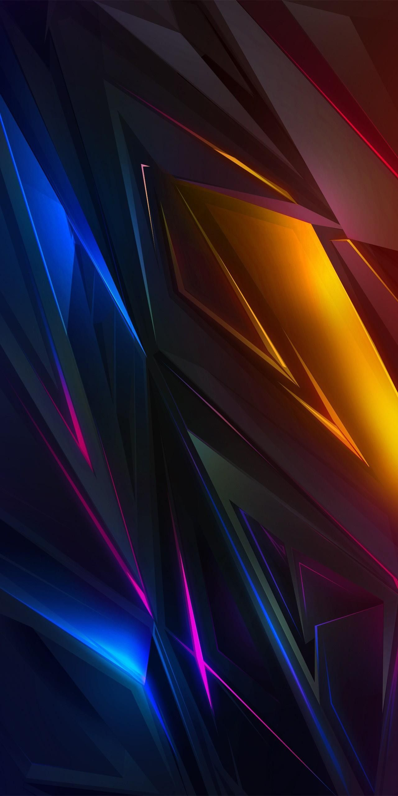 Epic Lines Background Colorful Smartphone Wallpaper Cool