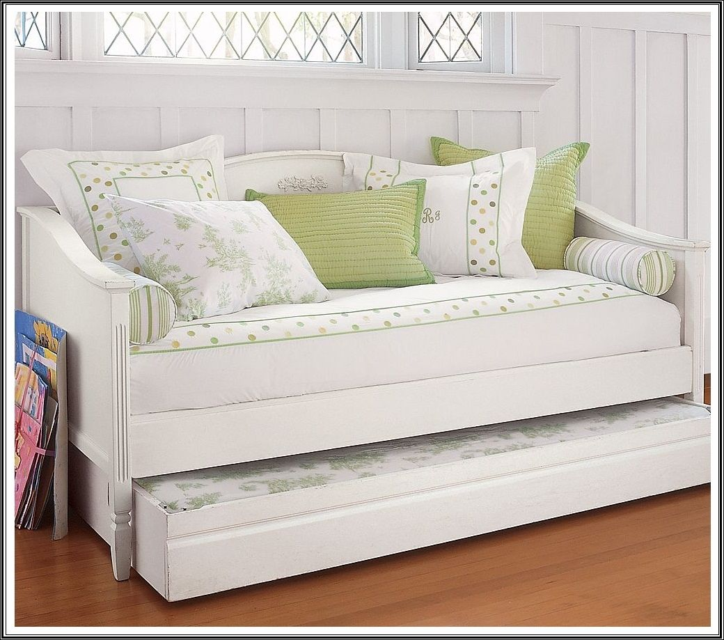 how to set up a pop up trundle bed