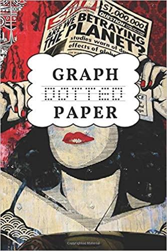 Graph Dotted Paper Dot Grid Notebook Cute, Bullet Dot