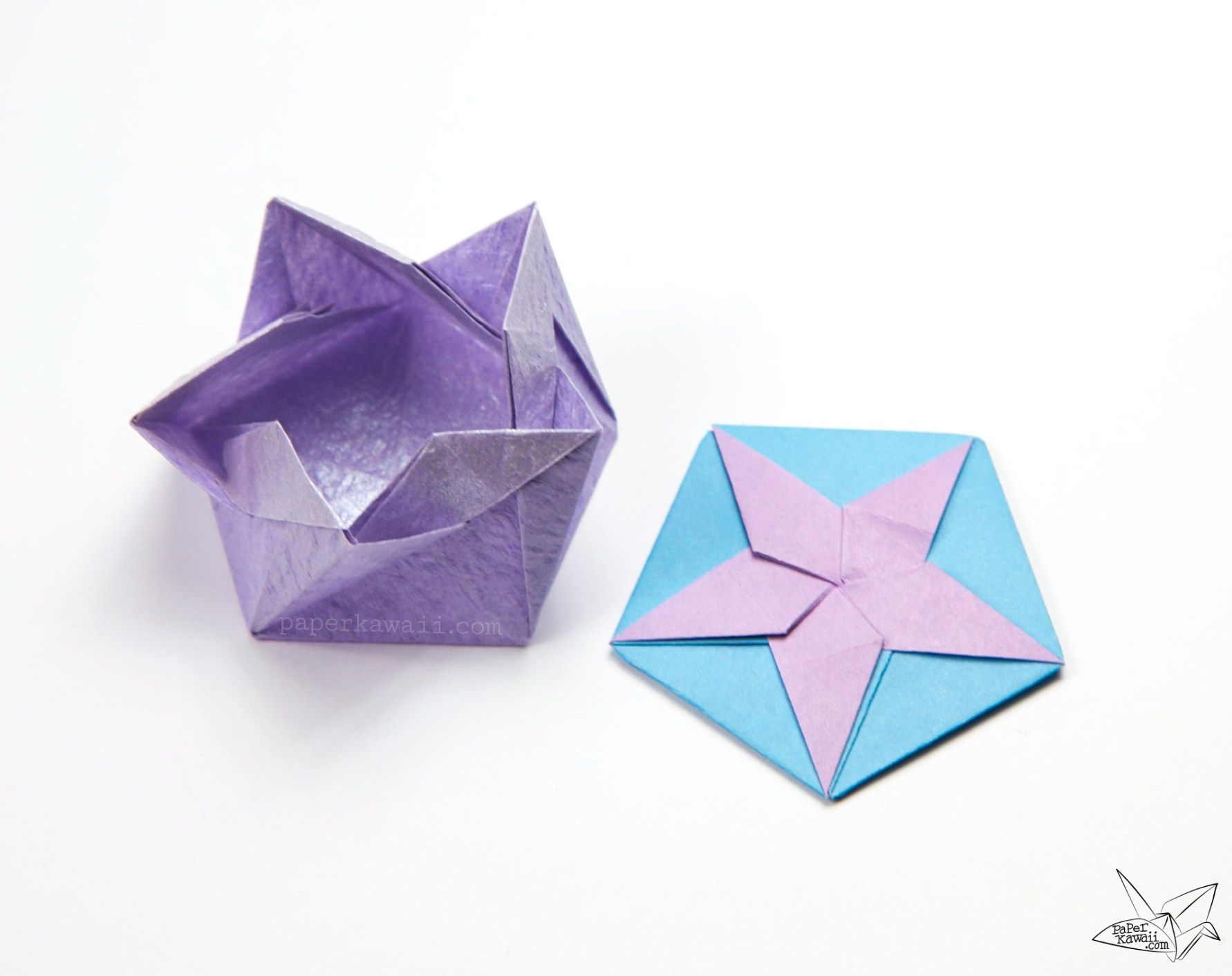 Modular origami star tutorial salman ebrahimi modular origami make a pretty modular origami star designed by salman ebrahimi this modular puffy star is jeuxipadfo Image collections
