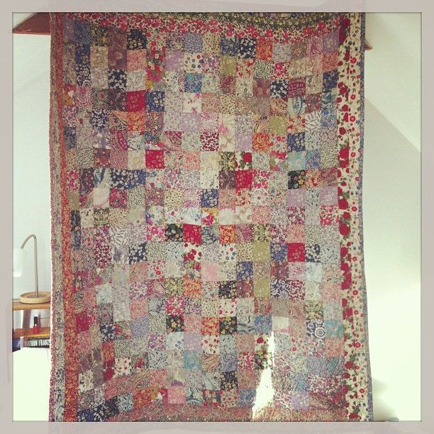 Image result for liberty fabric quilts
