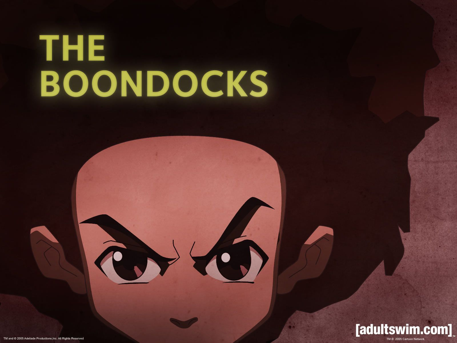 The Boondocks Wallpapers Wallpaper Cave In 2019