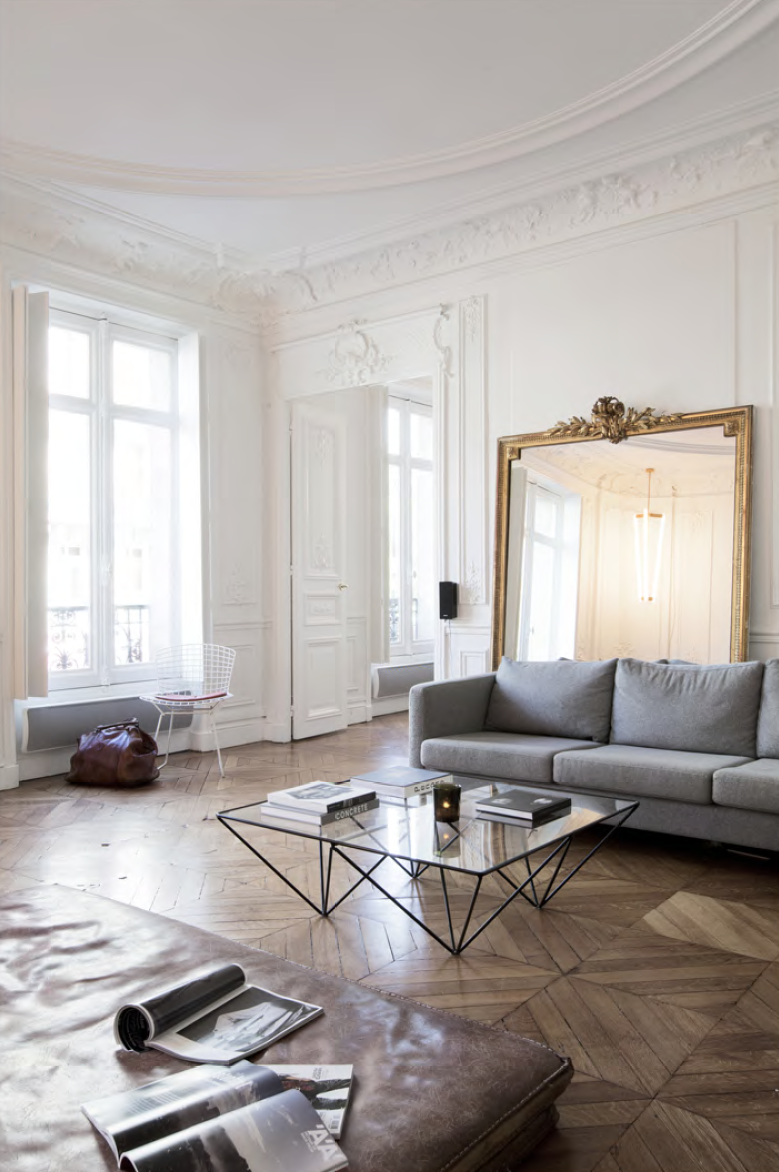 Bon The Sunday Chapter: A Gorgeous Airy Apartment In Paris