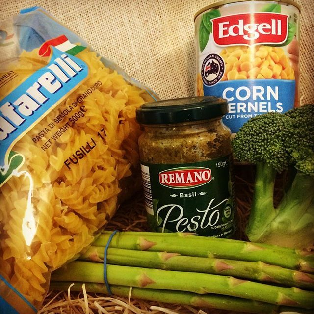 Check out the latest post- super fast pesto pasta! #mealideasforkids #mumscook