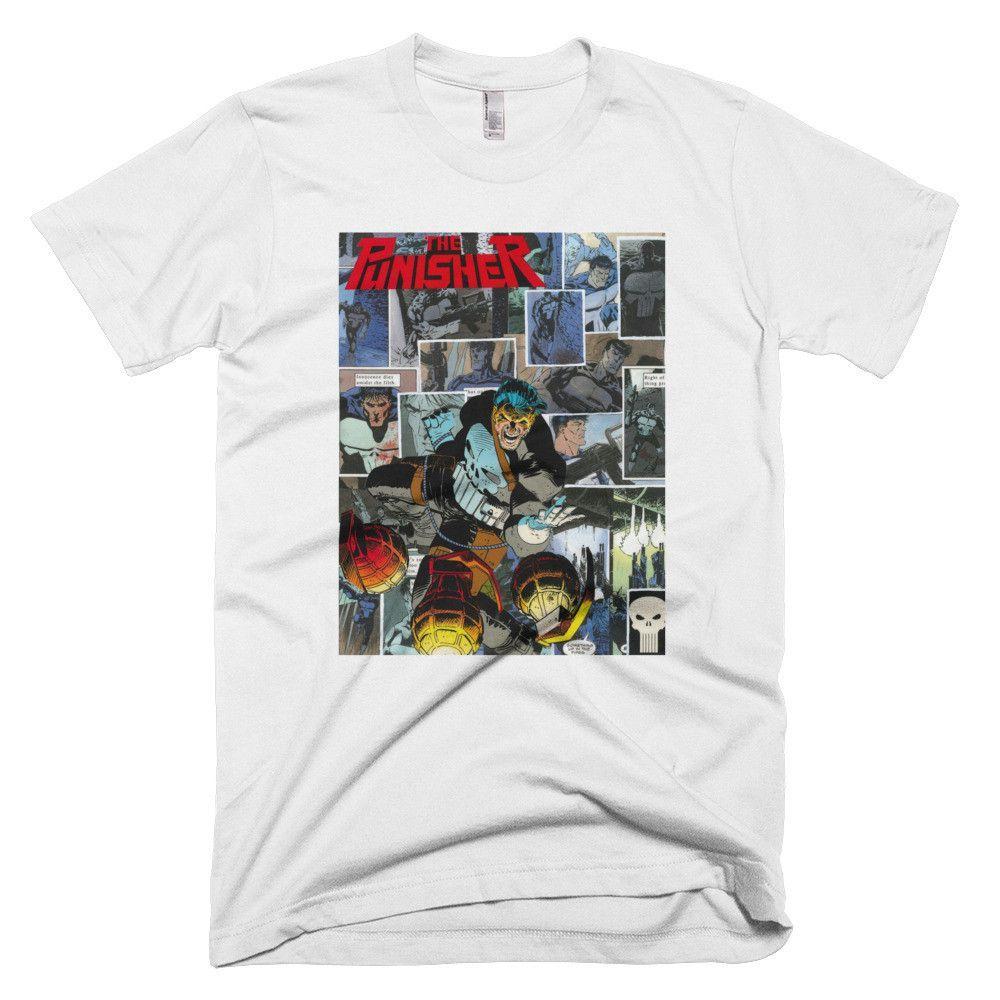 Punisher #1 - Short sleeve men's t-shirt