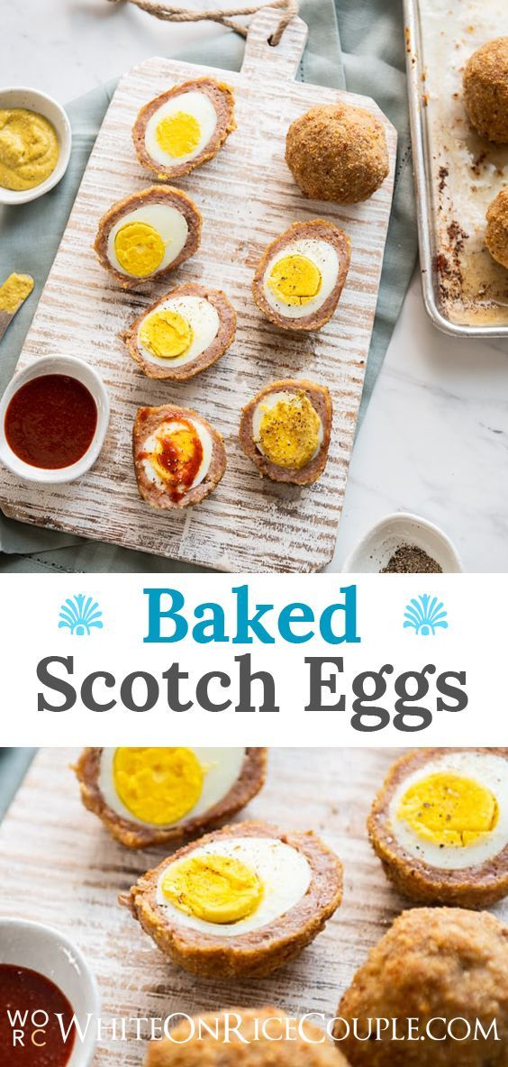 Low Carb Scotch Eggs Recipe Easy & Quick | White On Rice Couple