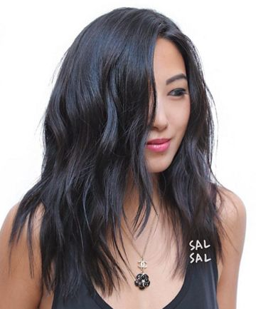 the shag is the itgirl hairstyle replacing the lob in