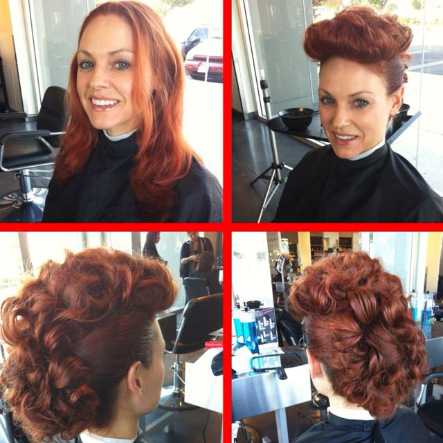 I Love Lucy Ashley Nelson This Is For You I Love Lucy Costume Ball Hairstyles Lucy Costume