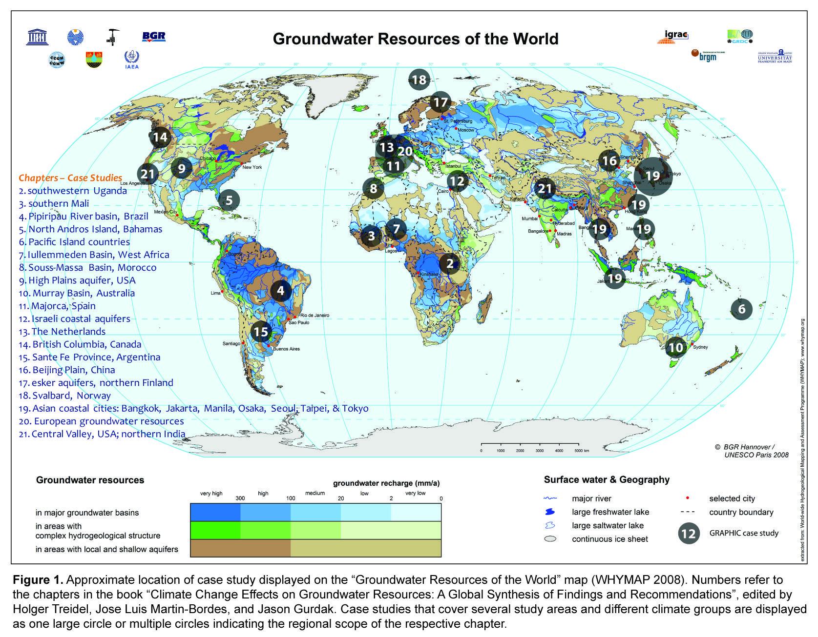 Ground Water Resource Of The World