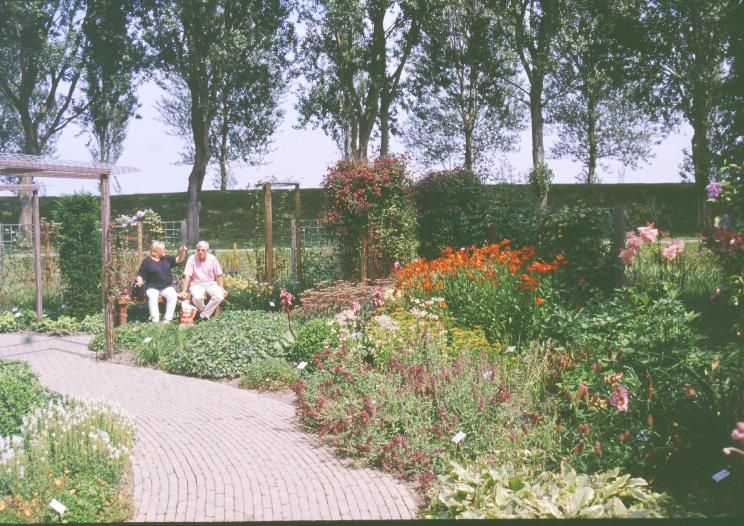 Floriade 2000, Netherlands