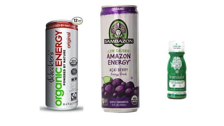 Top 5 Best Healthy Organic Energy Drinks Healthy Energy Drinks Energy Drinks Organic Energy Drinks
