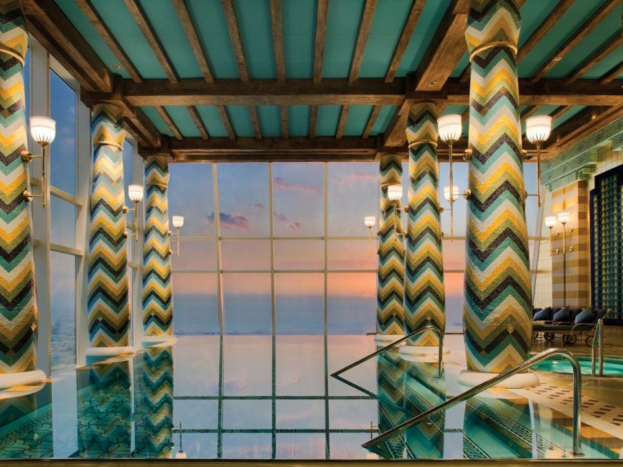 burj al arab hotel dubai   Burj Al Arab Hotel in Dubai - Business Insider