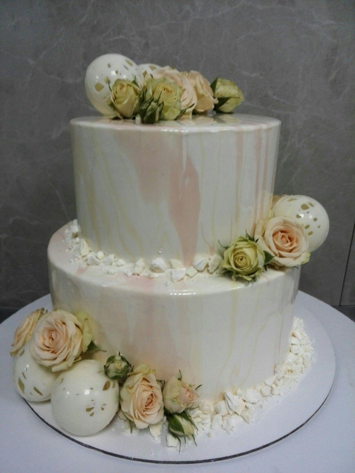 Свадебные торты in 2020 | Cake, Desserts, Food