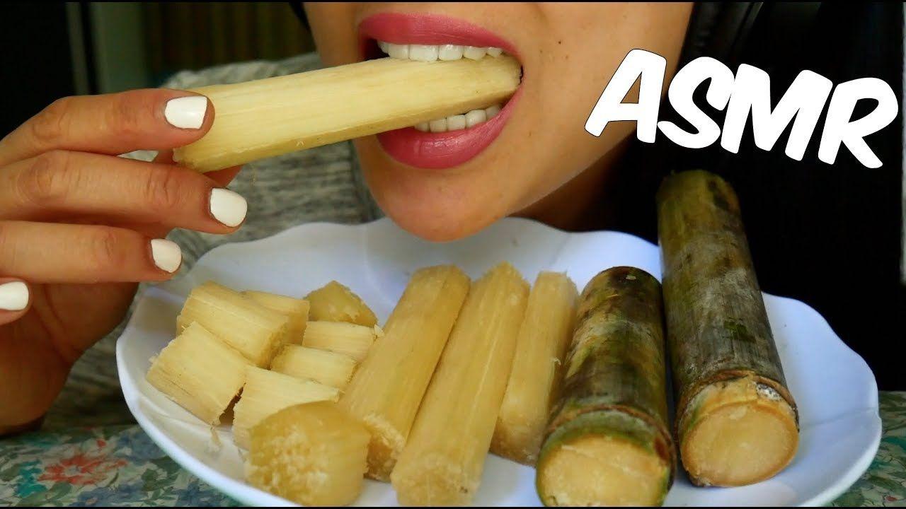Asmr Sugarcane Crunchy And Juicy Eating Sounds Sas Asmr Eat Asmr Food Most popular food for asmr with stephanie soo (honeycomb, aloe vera, tanghulu, macarons). juicy eating sounds sas asmr