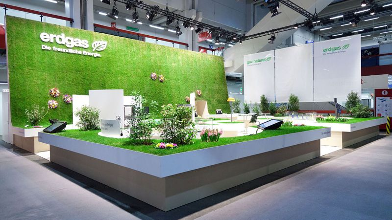 Exhibition Stand Outdoor : Ofsi news erdgas swissbau architecture